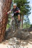 Serien 2012 laufen Oregon-Enduro #1: Schlaufe ODER Stockbild