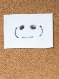 Serien av japanska emoticons kallade Kaomoji, mellanrum Royaltyfria Bilder