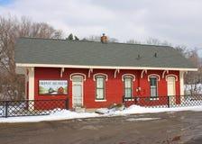 Serien-Depot-Museum Lizenzfreies Stockfoto