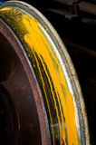 Serien-Rad Lizenzfreies Stockbild
