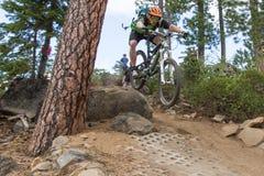 Serien-Rennen 2012 Oregon-Enduro #1: Schlaufe ODER Lizenzfreie Stockfotos