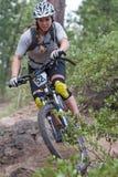 Serien-Rennen 2012 Oregon-Enduro #1: Schlaufe ODER Stockfoto