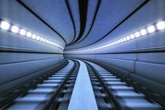 Serien-Tunnel Lizenzfreie Stockfotografie