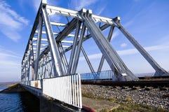 Serienbrücke stockfoto