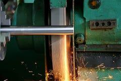 Serienfertigung im Werkzeug Lizenzfreie Stockfotos
