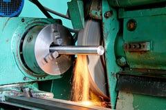 Serienfertigung im Werkzeug Stockbilder