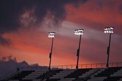serier för daytona för 500 kopp sprintar nascar Fotografering för Bildbyråer