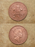 From series: coins of world royalty free stock photo