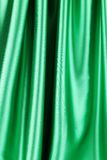 Series in green fabric Royalty Free Stock Images