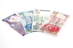 Series HK bills Royalty Free Stock Image