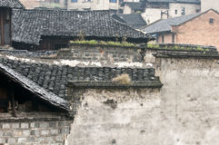 Series Of Hongjiang Ancient Commercial City Stock Photo