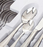 Series of images of kitchen ware. Royalty Free Stock Images