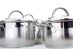 Series of images of kitchen ware. Pan Royalty Free Stock Photography