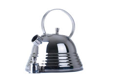Series of images of kitchen ware. Teapot Royalty Free Stock Images