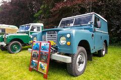 Series 3 Land Rover Stock Images