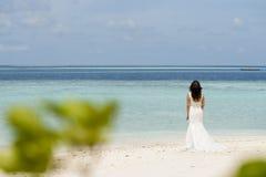Series of Maldives Royalty Free Stock Photo