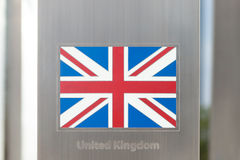 Series of national flags on pole - Great Britain - UK Stock Photos