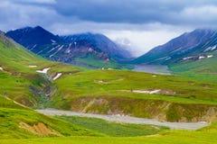 National Parks of Alaska Stock Image