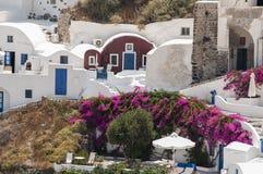 Series of Santorini Greece Stock Photography