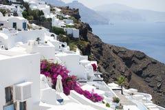 Series of Santorini Greece Royalty Free Stock Image