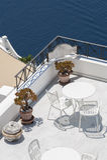Series of Santorini Greece Stock Image