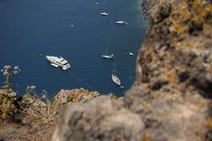 Series of Santorini Greece Royalty Free Stock Photography