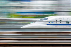 700 series Shinkansen Royalty Free Stock Images