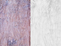 A series of solid wood, beautiful natural white and brown texture background. Stock Photos