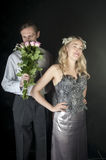 Series of wedding pictures Royalty Free Stock Photo