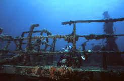 series2 ναυάγιο Στοκ φωτογραφίες με δικαίωμα ελεύθερης χρήσης