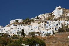 Serifo-Cicladi, Grecia fotografia stock