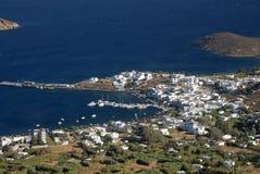Serifo-Cicladi, Grecia Fotografia Stock Libera da Diritti
