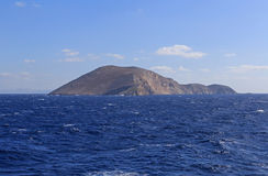 Serifopoula island in the Greece Stock Photography