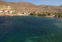 Serifos-Киклады, Греция Стоковая Фотография RF