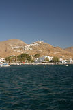 Serifos-Cícladas, Grecia Fotos de archivo