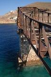 Serifos-Cícladas, Grecia Foto de archivo libre de regalías