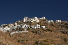 Serifos-Cycladen, Griekenland royalty-vrije stock foto's