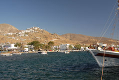 Serifos-Cyclades, Greece Royalty Free Stock Photography