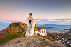 Serifos island. royalty free stock images