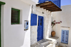 Serifos Island, Greece Royalty Free Stock Photos