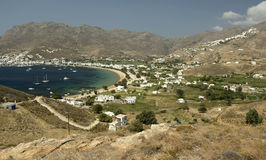 Serifos Island Royalty Free Stock Photography