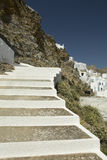 Serifos Island Stairway Stock Photo
