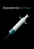 Seringa Hypodermic Foto de Stock Royalty Free