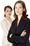 Serious Business Partners Stock Image
