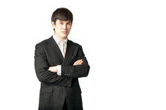 Serious Business Portrait Royalty Free Stock Images