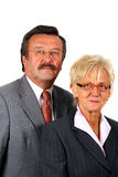 Serious Business Team Stock Image