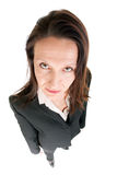 Serious business woman Royalty Free Stock Photo
