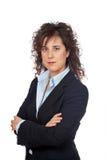Serious business woman Stock Photos