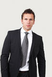 Serious businessman Royalty Free Stock Images