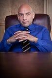 Serious businessman portrait Stock Photo